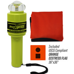 ACR ResQFlare Electronic Flare  Flag [3966]