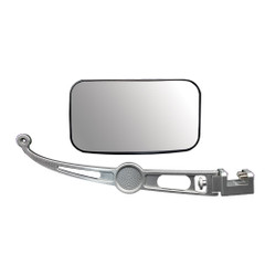 PTM Edge PXR-100 Pontoon Mirror Package - Silver [P12677-40]