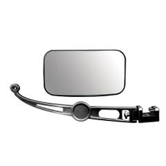 PTM Edge PXR-100 Pontoon Mirror Package - Black [P12677-40 ANBK]