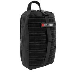MyMedic MyFak Large Advanced - Black [MM-KIT-U-MFK-LG-BLK-ADV]