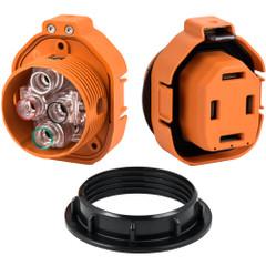 SmartPlug 50AMP 125\/250V Female Receptacle [RF50]
