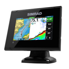 Simrad GO5 XSE Chartplotter\/Multifunction Display - No Transducer [000-12451-001]