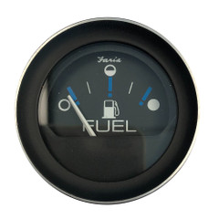 "Faria Coral 2"" Fuel Level Gauge - Metric [13020]"