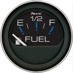 "Faria Coral 2"" Fuel Level Gauge (E-1\/2-F) [13001]"