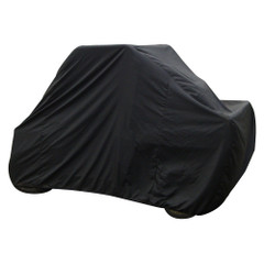 Carver Sun-Dura Crew\/4-Seater UTV Cover - Black [3002S-02]