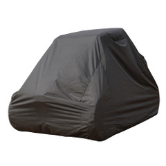 Carver Sun-Dura Low Profile Sport UTV Cover - Black [3009S-02]