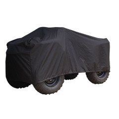 Carver Sun-Dura Large ATV Cover - Black [2002S-02]