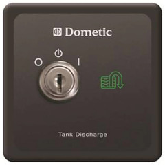 Dometic Tank Discharge Controller - 24V - Black [9108554555]