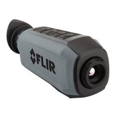 FLIR Scion OTM 130 Thermal Monocular 320x240 12UM 9Hz 13.8mm - 160 - Grey [7TM-01-F110]