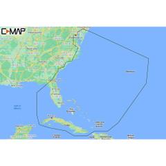 C-MAP M-NA-Y203-MS Chesapeake Bay to Bahamas REVEAL Coastal Chart [M-NA-Y203-MS]