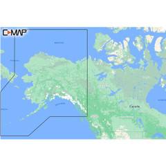 C-MAP M-NA-Y208-MS Alaska REVEAL Coastal Chart [M-NA-Y208-MS]