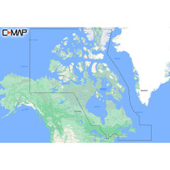 C-MAP M-NA-Y209-MS Canada North  East REVEAL Coastal Chart [M-NA-Y209-MS]