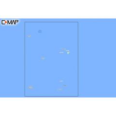 C-MAP M-NA-Y210-MS Hawaii Marshall Islands French Polynesia REVEAL Coastal Chart [M-NA-Y210-MS]