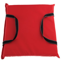 Onyx Deluxe Comfort Foam Cushion - Red [110100-100-999-12]