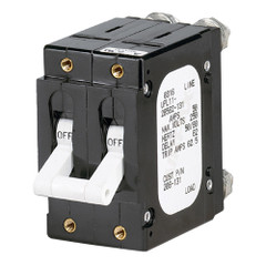 Paneltronics C Frame Magnetic Circuit Breaker - 50 Amp - Double Pole - White [206-131]