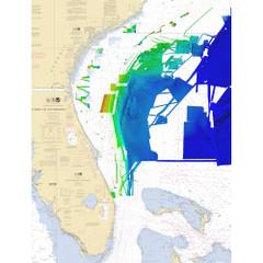 CMOR Mapping NE, FL  SC f\/Simrad, Lowrance  Mercury [NFG002S]