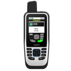 Garmin GPSMAP 86s Handheld w\/Worldwide Basemap [010-02235-00]