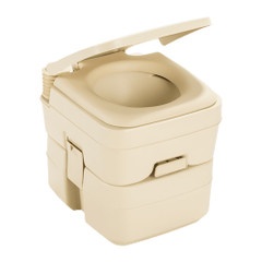 Dometic 966 Portable Toilet Parchment 5 Gallon Legacy [301096602]