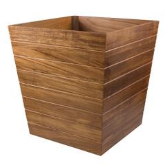 Whitecap Large Planter Box - Teak [63104]