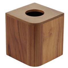 Whitecap EKA Collection Tissue Box - Teak [63201]