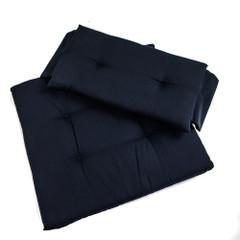 Whitecap Directors Chair II Replacement Seat Cushion Set - Navy [87242]