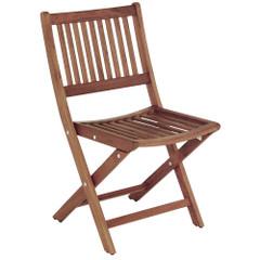 Whitecap Folding Chair - Teak [63071]