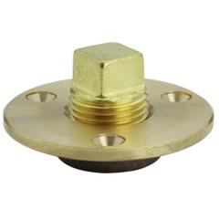 Attwood Garboard Drain Plug Cast Bronze [7555-3]