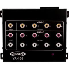 JENSEN Audio\/Video Distribution Amplifier [VA100]