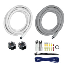 T-Spec V10-D104K 4 Gauge Add-A-Amp Kit f\/1\/0 Gauge Wire [V10-D104K]