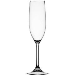 Marine Business Non-Slip Flute Glass Party - CLEAR TRITAN [28105]