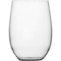 Marine Business Non-Slip Beverage Glass Party - CLEAR TRITAN - Set of 6 [28107C]