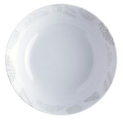 "Marine Business Melamine Deep, Round Soup Plate - LIVING - 8.8"" Set of 6 [18002C]"