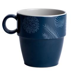 Marine Business Melamine Non-Slip Coffee Mug - LIVING - Set of 6 [18004C]
