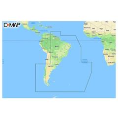 C-MAP REVEAL Chart - South America - East Coast [M-SA-Y501-MS]