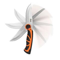 S.O.L. Survive Outdoors Longer Stoke Pivot Knife  Saw [0140-1018]