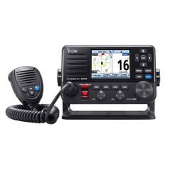Icom M510 VHF Radio w\/Wireless Smart Device Operation - Black [M510]