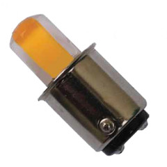 Lunasea BA15D Low Profile 1.5W 12VDC 210 Lumens - Cool White [LLB-26LC-61-00]