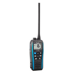 Icom M25 Handheld Floating VHF Marine Radio - Marine Blue [M25-31]
