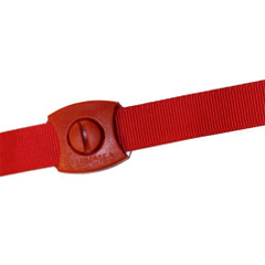 Lunasea Safety Water Activated Strobe Light Wrist Band f\/63  70 Series Lights - Red [LLB-70SL-02-00]