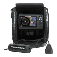 Humminbird ICE HELIX 5 CHIRP GPS G3 - Sonar\/GPS Combo [411730-1]