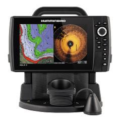 Humminbird ICE HELIX 9 MSI+ GPS G4N MEGA 360 Bundle [411790-1]