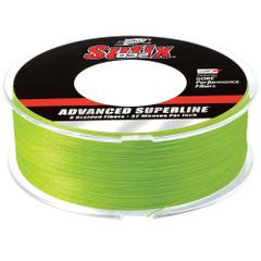 Sufix 832 Advanced Superline Braid - 30lb - Neon Lime - 600 yds [660-230L]