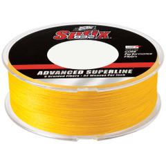 Sufix 832 Advanced Superline Braid - 30lb - Hi-Vis Yellow - 600 yds [660-230Y]