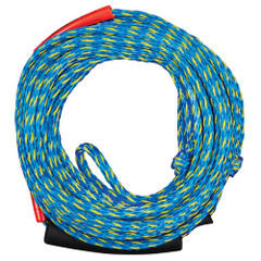 Full Throttle 2 Rider Tow Rope - Blue\/Yellow [340800-500-999-21]