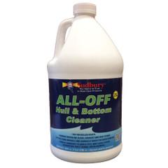 Sudbury All-Off Hull  Bottom Cleaner - Gallon [20128]