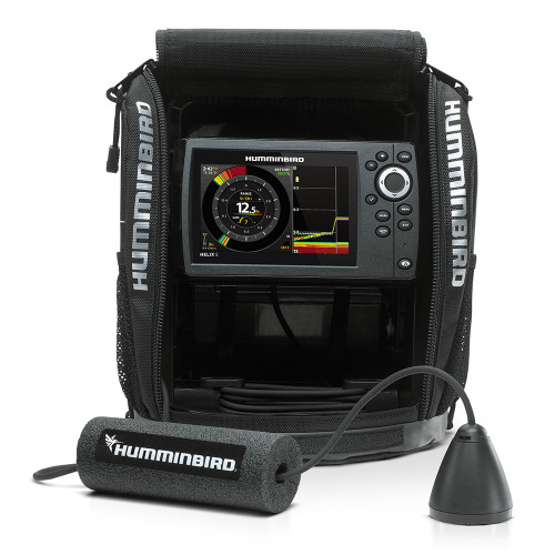 Humminbird ICE HELIX 5 CHIRP GPS\/Sonar Combo G2 [410970-1]