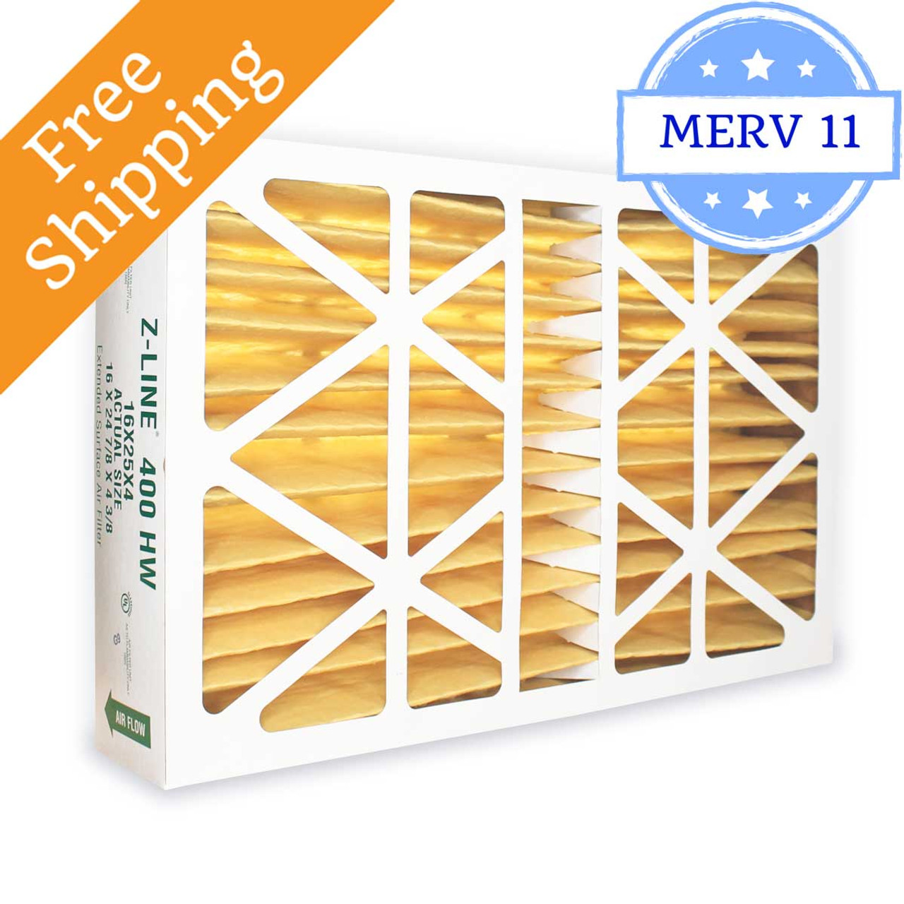replace honeywell air filter