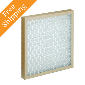 14x20x2 Air Filter PTA Series Disposable - Glasfloss