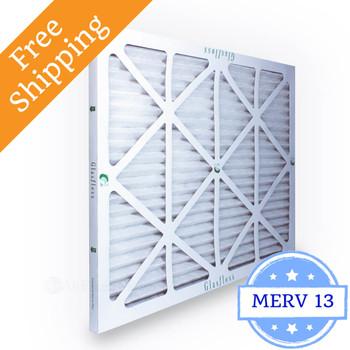 20x25x1 Air Filter MERV 13 Glasfloss Z-Line