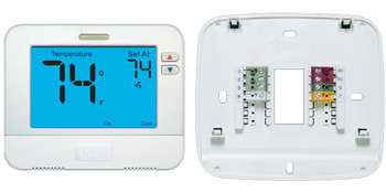 Vive Comfort TP-N-801 Non-Programmable Thermostat